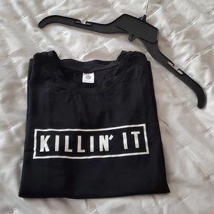 """""""KILLIN' IT"""" tshirt"""